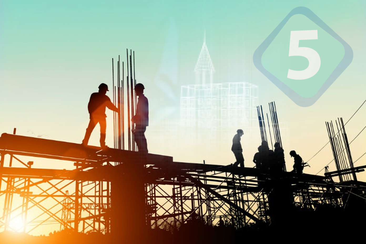 5 Construction Technology Trends Influencing 2019